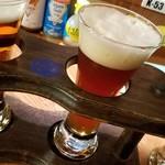 はこだてビール - 「明治館」、ぐっとくる味わいの赤銅色のアルトビール