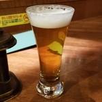 はこだてビール - 「北の夜景」、 苦味があって、少々クセを感じるビール