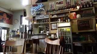 カリフォルニア・ベイビー - アメリカンな雰囲気のお店