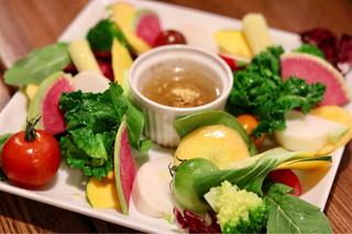 Magokura - いろいろ野菜のゴマーニャカウダ