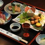 八百喜 - 旬彩膳 1,600円