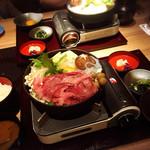 Tajimayatsuruman - 神戸牛2300円ランチ