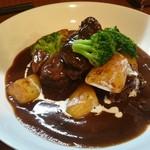 ヒロズキッチン - 神戸牛のビーフシチュー