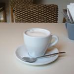 ホノホノカフェ - カフェラテ