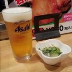 63132330 - 「ビール (500円)」