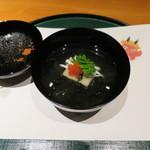63137043 - ふきのとう豆腐