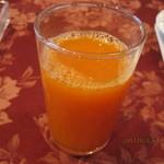 レストランセェールダルジャン - 野菜ジュース