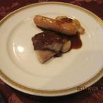 レストランセェールダルジャン - ステーキ*デミグラスソース