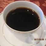 レストランセェールダルジャン - ホットコーヒー