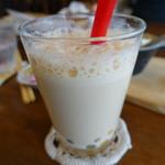トラベラーズカフェ朔 - 珍珠キャラメルミルク