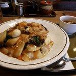 三宝亭 - 五目中華飯
