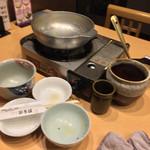 水たき いろは - 水炊き いろは本店(福岡県福岡市博多区上川端町)キレイに完食!
