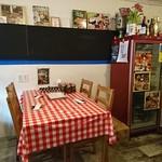 カフェ・ボーチカ - 店内