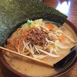 63141169 - 江戸前味噌 野菜ラーメン