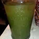 南国酒場リバーサイド - エンドレスで緑茶ハイ