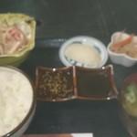 にっぽんの洋食 江戸一 - 2017/02/14 11:40訪問 ビーフステーキ定食(280g)