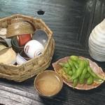 にっぽんの洋食 江戸一 - 2016/11/28 11:30訪問 熱燗