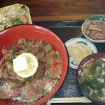 にっぽんの洋食 江戸一 - 2016/08/30 11:20訪問 ビフテキ丼