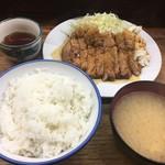 こづち - 生姜焼き定食
