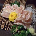 丸海屋 - 地鶏たたき
