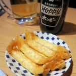 晩杯屋 - チーズカリカリ¥150