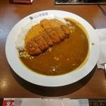 CoCo壱番屋 - ロースカツカレー(3辛)