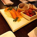 Koume - 前菜盛り合わせ