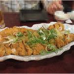 嶋屋 - 料理写真:ビックリチキンカツ380円