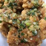 仙楽 - 料理写真:油淋鶏