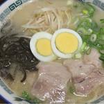 五十嵐食堂 - ラーメン大 600円