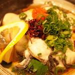 Kabura - 牡蠣ポン酢830円(4ヶ)