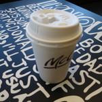 マクドナルド - おいしくなったプレミアムローストコーヒー。