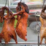 金福 - 料理写真:2017.2 鴨は1羽5,000円らしい