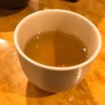 国分寺そば - 蕎麦茶