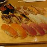 6315199 - 食べ放題のお寿司