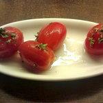 バルマル・エスパーニャ - プチトマトのピクルス