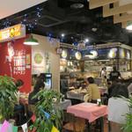 とんかつ浜勝 - お向かいのタイ料理店