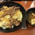 東京チカラめし - チーズ牛丼税込580円