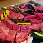 焼肉の名門すずき - 料理写真:焼肉