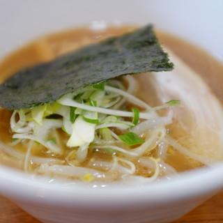 麺ごころ佑庵 - 料理写真:祐庵らーめん
