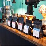 ボニーコーヒー東京 - ハンドドリップ、フレンチプレス、エアロプレスから選べます。