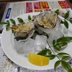 かき小屋 - 生牡蠣 超高圧処理済