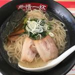 アイアイラーメン - 料理写真:潮風薫るおごじょの潮ラーメン(800円)