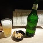 ボノボ - ハートランド中瓶550円