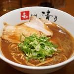 清乃 - ■こってり 和歌山チャーシュー麺 950円