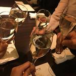 Koume - 泡で乾杯
