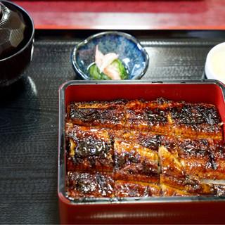 川よし - 料理写真:うな重(大)2400円