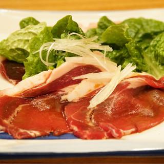 召膳 無苦庵 - 料理写真:猪肉の炭火焼き