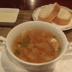 カフー - お魚のダシで作った野菜のスープ。