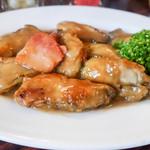 グリルエフ - 牡蠣ソテー